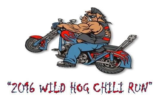 Wild Hog Chili Run
